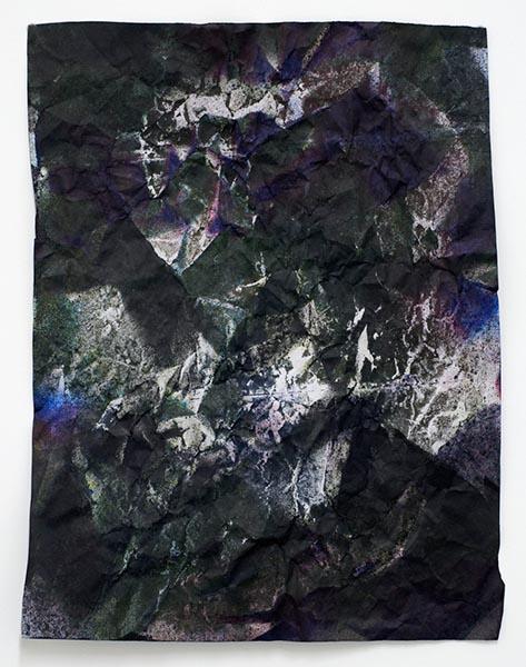 Material Scraps #12, 2012
