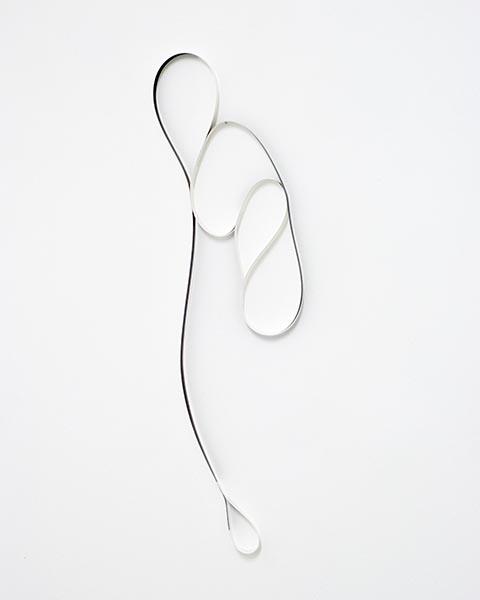 Material Scraps (B&W Landscape) 2012 (#4)