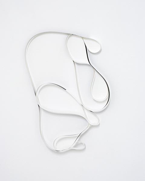 Material Scraps (B&W Landscape) 2012 (#9)