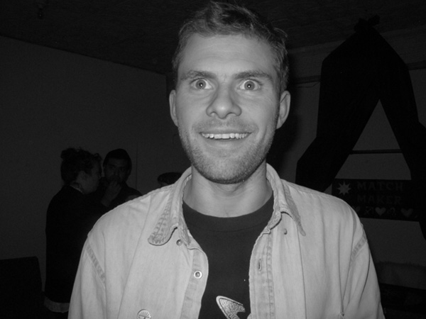 Artist Ben Driggs
