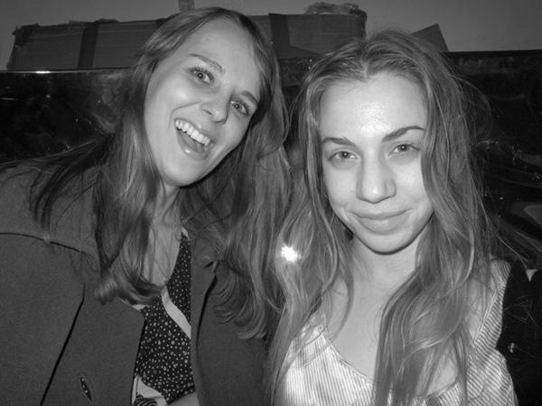 Sarah and Sofia