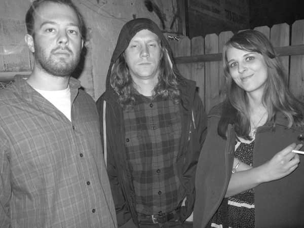 Kyle, ron and Sarah