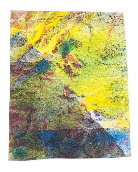 Material Scraps #68, 2013 (20