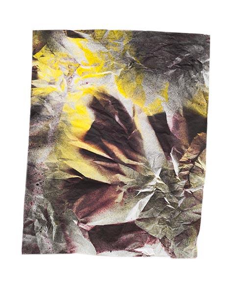 Material Scraps #79, 2013 (20