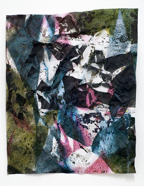 Material Scraps #10, 2012