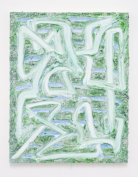 Inkjet Oil #4, 2013