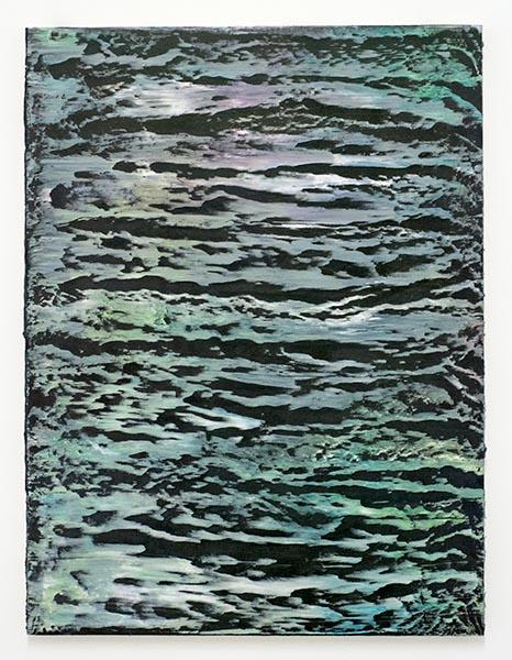 Inkjet Oil #6, 2013